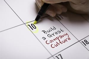Build a great company culture 300